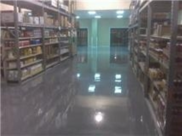 Commercial & Industrial Epoxy Flooring