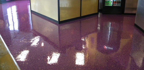 Commercial and Industrial Flooring